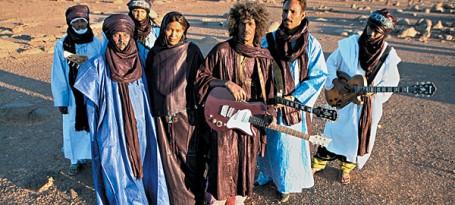 Tinariwen et le Blues du désert