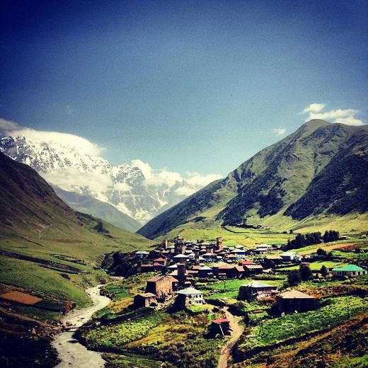 Ushguli - Svanetie