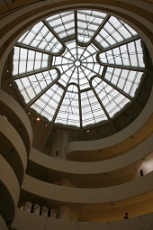 Hall du Muse Guggenheim
