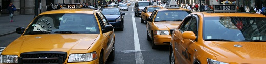 New York - Taxis