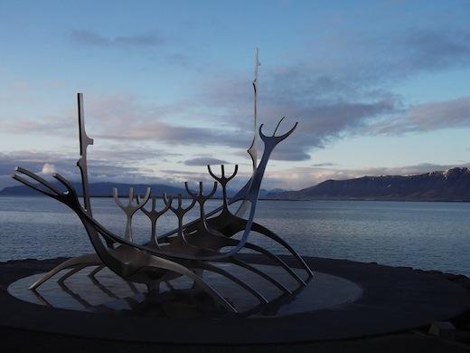 sun voyageur reykjavik