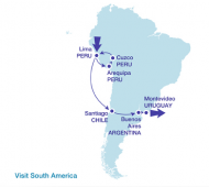 Visit South America - Oneworld