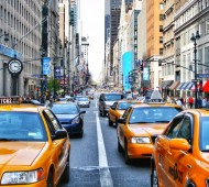 New York City - Cabs